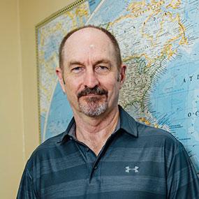 Dr. John Hudson